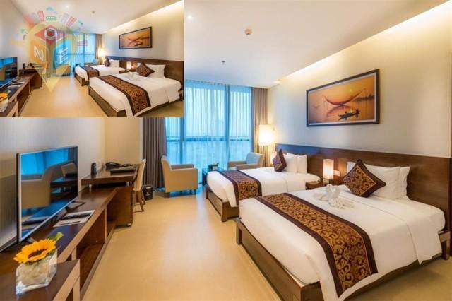 Phòng Superior Hướng biển 2 giường