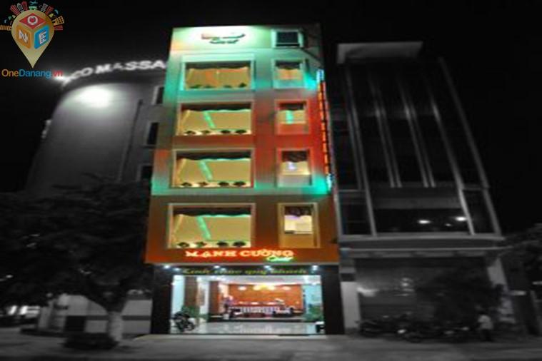 Khách sạn Mạnh Cường