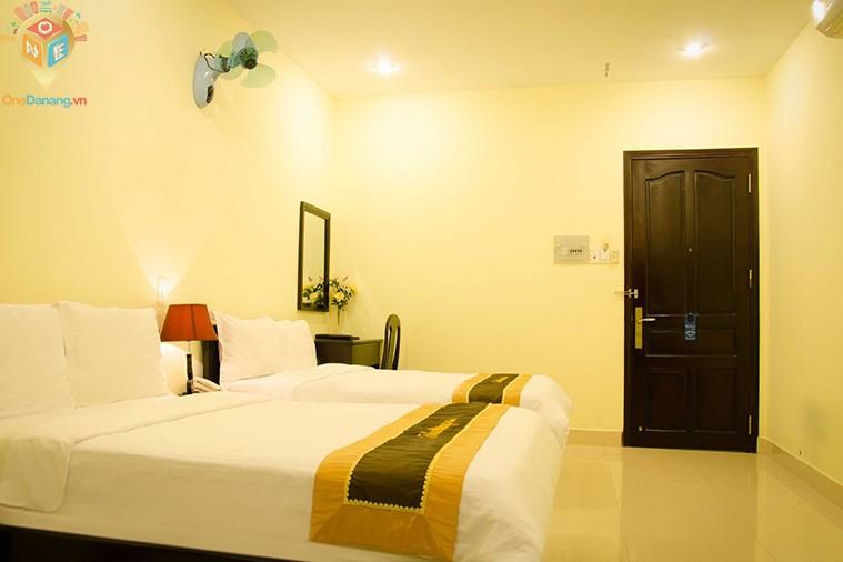 Phòng cao cấp 2 giường đôi