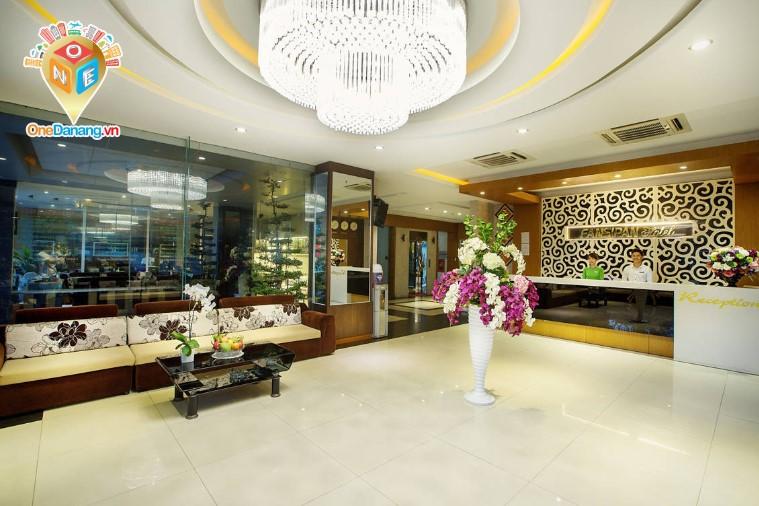 Khách sạn Fansipan Đà Nẵng