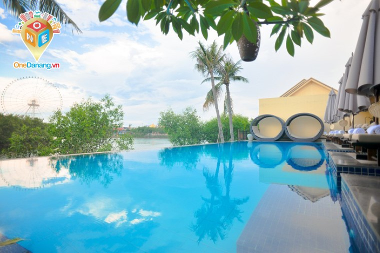 The Blossom resort Da Nang