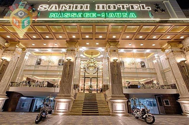 Khách sạn Samdi