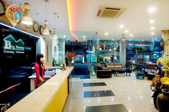 Khách sạn Big Home