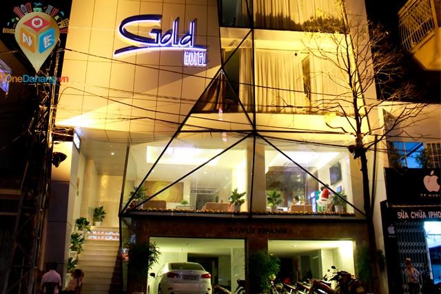 Khách sạn Gold