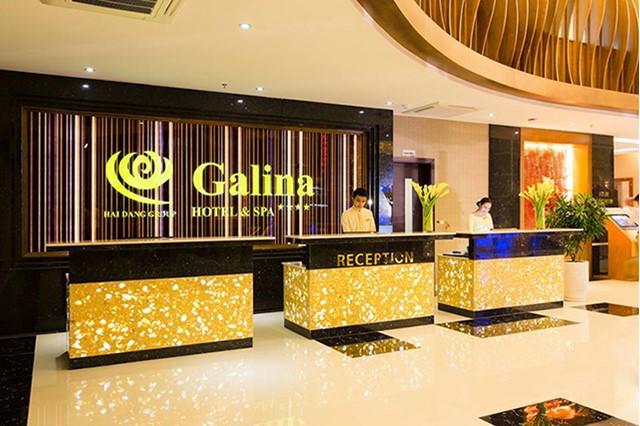 Khách sạn Galina (Spa & Tắm bùn)