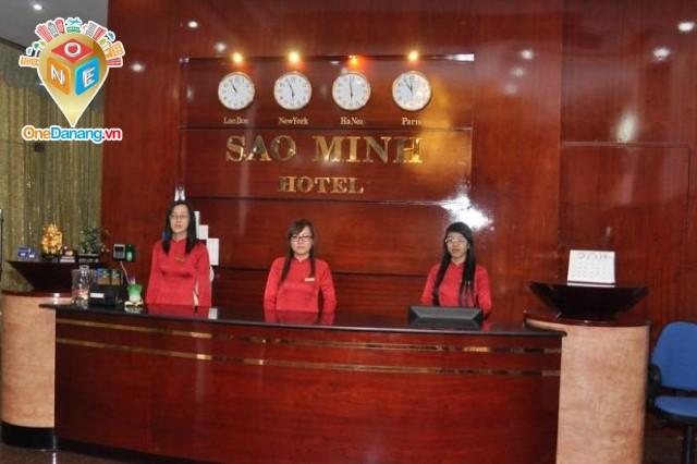 Khách sạn Sao Minh