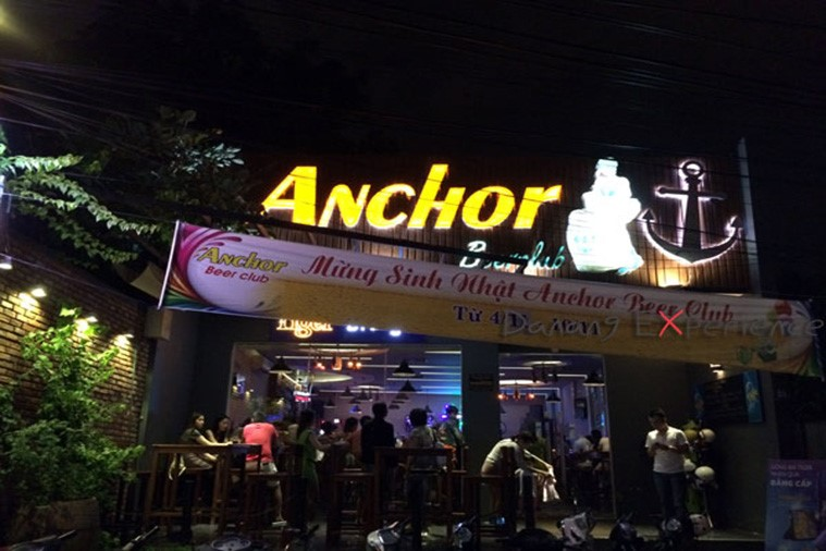 Anchor Beer Club
