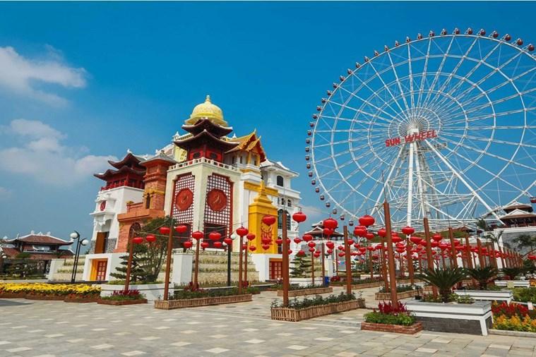 Công viên châu Á - Asian Park
