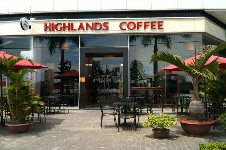 Highlands Coffee - 74 Bạch Đằng