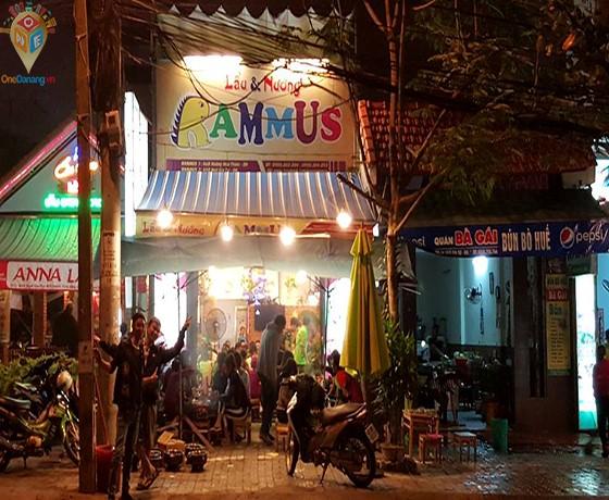 Lẩu & Nướng Rammus - Ngô Gia Tự