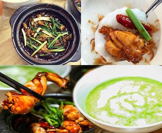 Cháo Ếch Singapore PFood