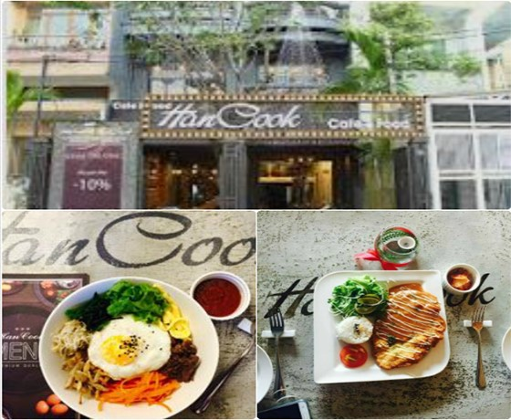 Han Cook Cafe & Food