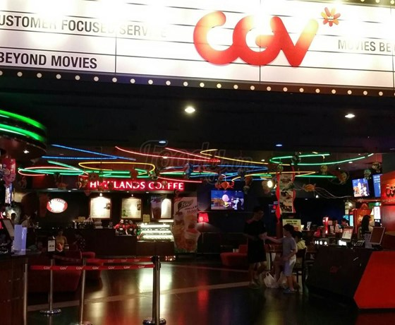 CGV Cinemas - Vinh TRung Plaza