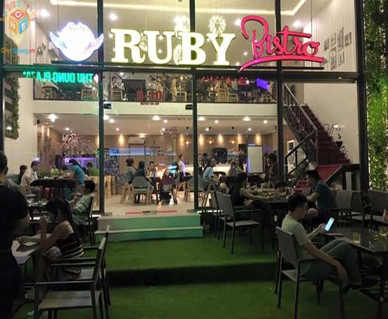 Ruby Bistro Coffee & Restaurant