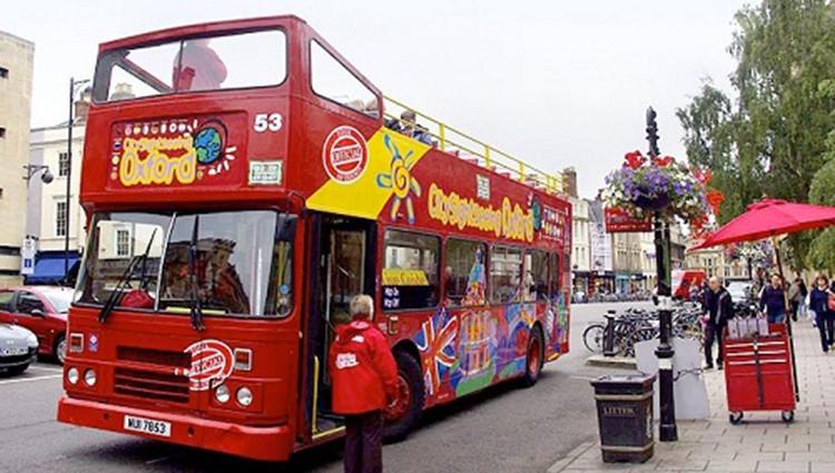 Đà Nẵng triển khai dự án xe bus mui trần du lịch 2 tầng kiểu Anh