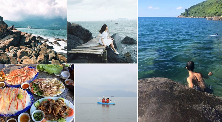 """Những bãi biển hoang vắng ở Đà Nẵng cho bạn thỏa sức """"so deep"""" cùng bạn bè"""
