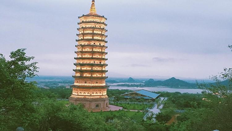 Vẻ đẹp chùa Bái Đính – ngôi chùa được check-in nhiều nhất ở Ninh Bình