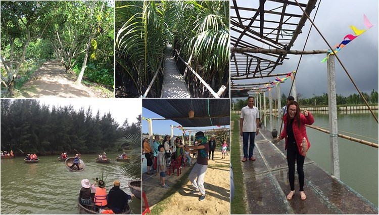Thuận Tình - Khu sinh thái thiên nhiên dân dã ở Hội An