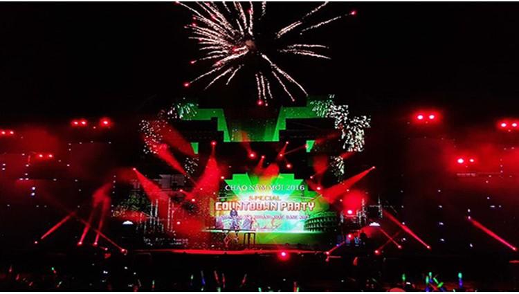 """Đà Nẵng: Có rât nhiều bất ngờ tại Lễ hội đếm ngược đón năm mới """"Countdown Party 2017 """""""