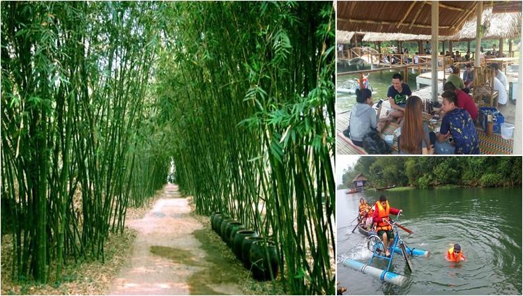 Lên dây cót quẩy tẹt ga với khu du lịch sinh thái xanh mướt cách Đà Nẵng chỉ 35 km