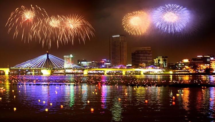 Tết Đinh Dậu 2017: Đà Nẵng bắn pháo hoa ở đâu?