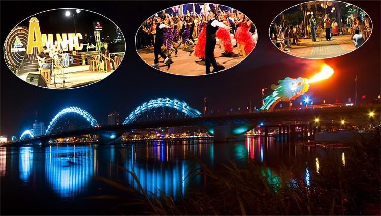 Tưng bừng các hoạt động văn hóa – lễ hội dọc 2 bờ sông Hàn trong năm 2017
