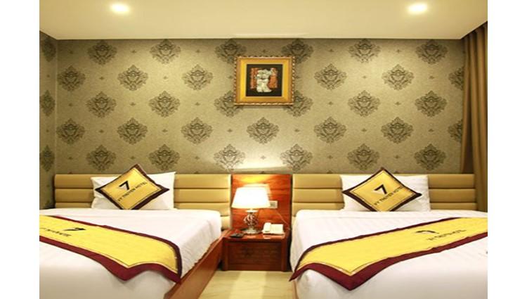 Khám phá Vỹ Thuyên - nghỉ dưỡng tại khách sạn 3 sao mới toanh