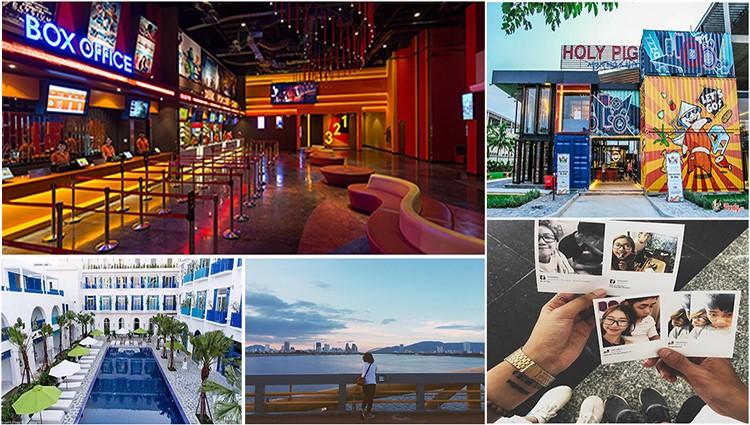 Cơn sốt check in sành điệu với 5 địa điểm mới căng xà băng ở Đà Nẵng