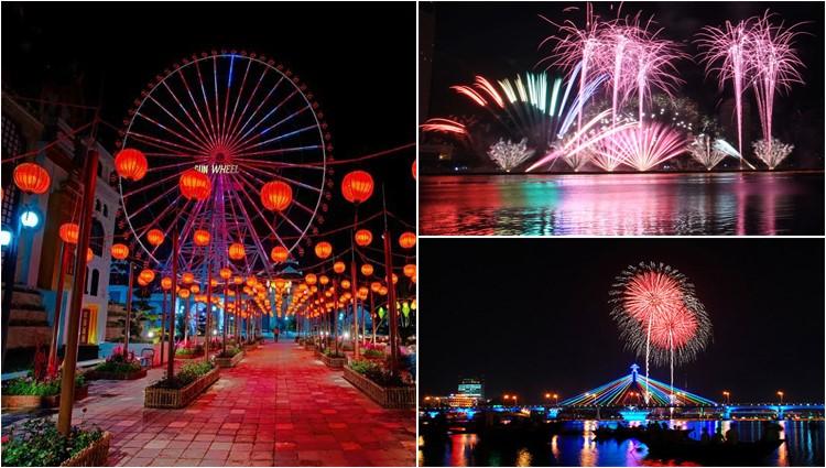 Pháo hoa quốc tế Đà Nẵng dự kiến tổ chức tại Công viên Châu Á