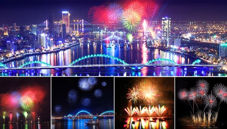 Lễ hội pháo hoa Quốc tế Đà Nẵng 2017 có nhiều thay đổi