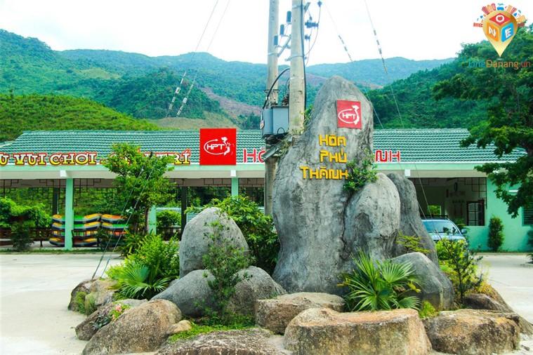 Trượt Thác Hòa Phú Thành