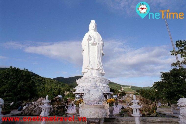 Open Tour - Tham Quan Đà Nẵng - Sơn Trà - Lăng Cô