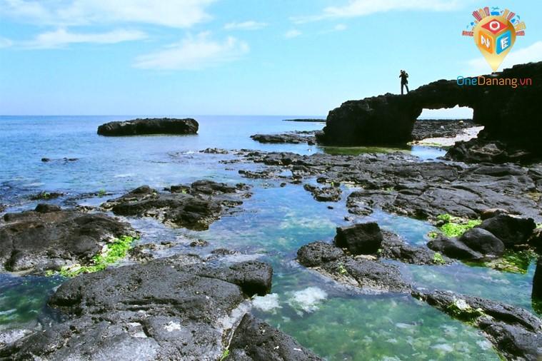 Tham Quan Lý Sơn (có tham quan Đảo Bé)