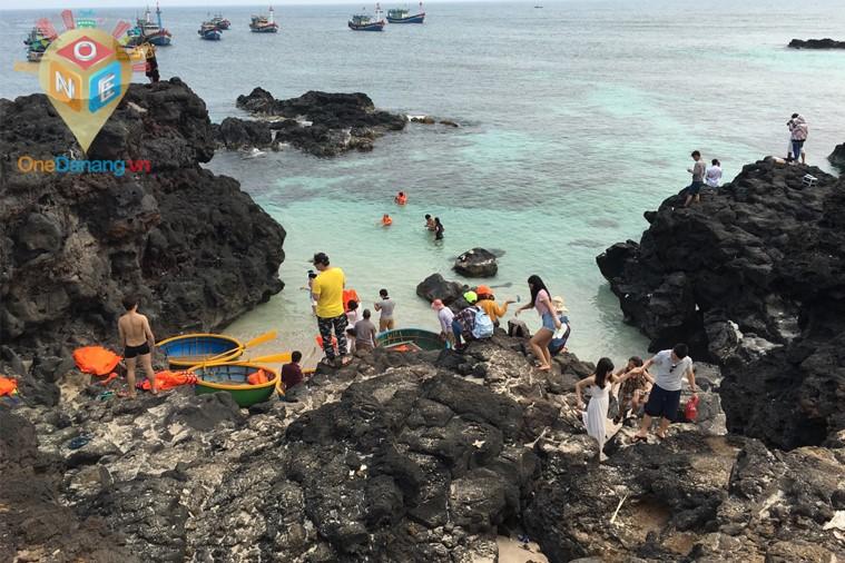 Tour Suối Khoáng Núi Thần Tài - Đảo Lý Sơn