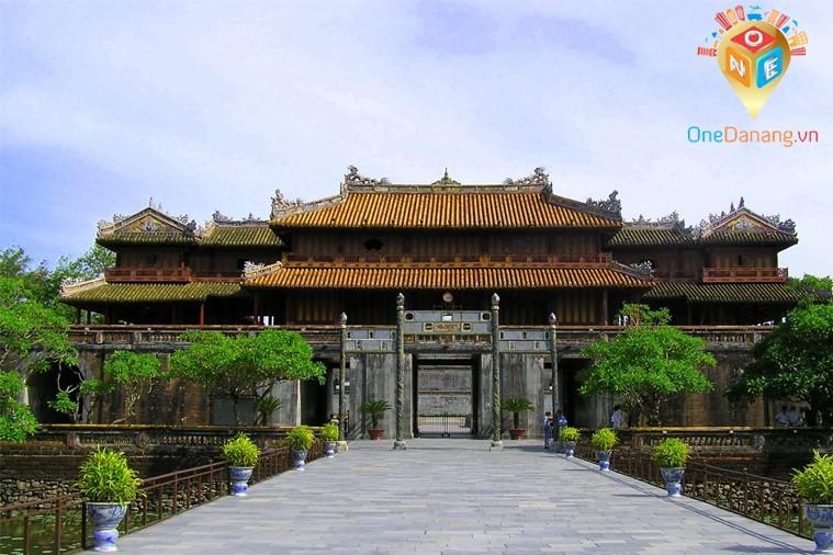 Tour Đà Nẵng - Huế 2 ngày 1 đêm