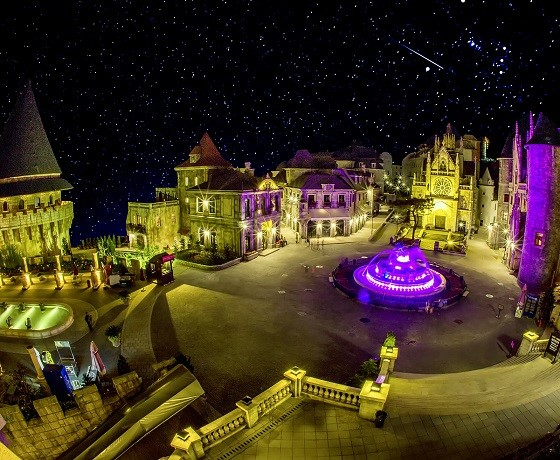 Tour Đà Nẵng - Bà Nà 2 ngày 1 đêm