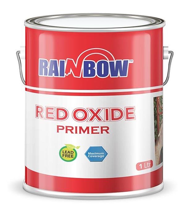 rainbow red oxide primer 18 2 ltr 844461. Black Bedroom Furniture Sets. Home Design Ideas