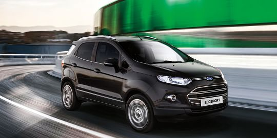 Ford Ecosport VS Chevrolet Trax