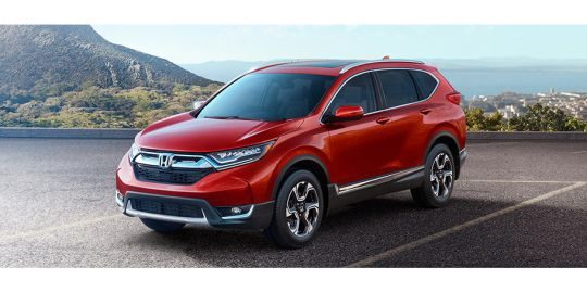 Honda CRV 2017 Price, Review