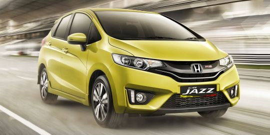 Honda Jazz VS Honda HRV