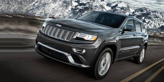 Harga, Review Jeep Grand Cherokee