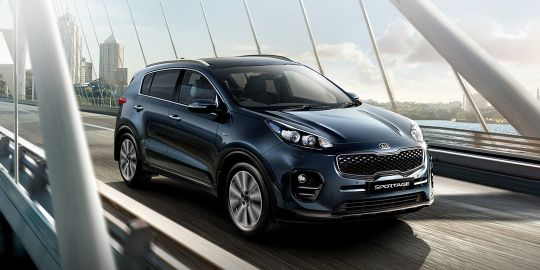 KIA Sportage Price, Review
