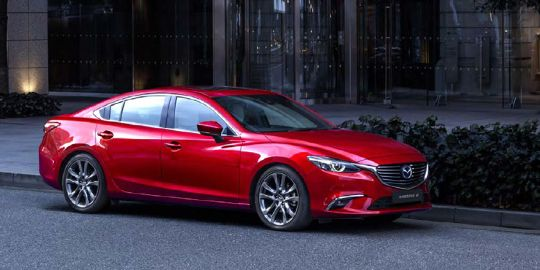 KIA Optima VS Mazda 6