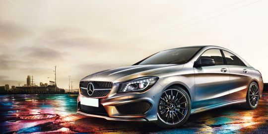 BMW 3 Series Sedan VS Mercedes Benz CLA-Class