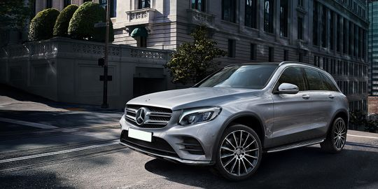 Mercedes Benz GLC-Class Price, Review