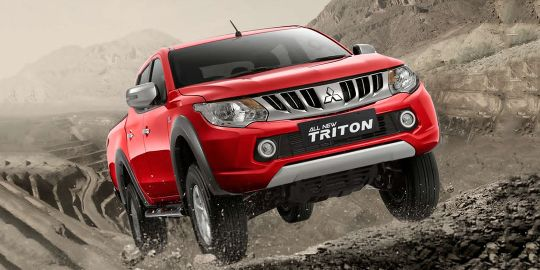 Mitsubishi Triton Price, Review