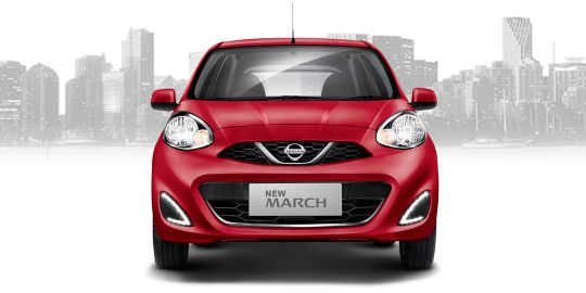 Mitsubishi Mirage VS Nissan March