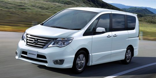 Nissan Serena Price, Review