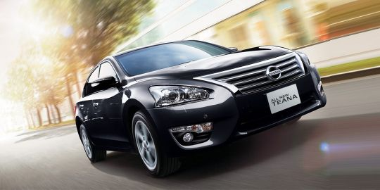 Nissan Teana Price, Review