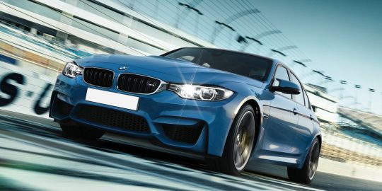 BMW M3 Sedan VS BMW 7 Series Sedan